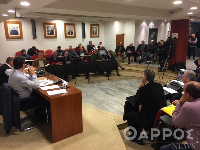 Δήμος Μεσσήνης: «Στα χαρακώματα» Τσώνης και Αθανασόπουλος