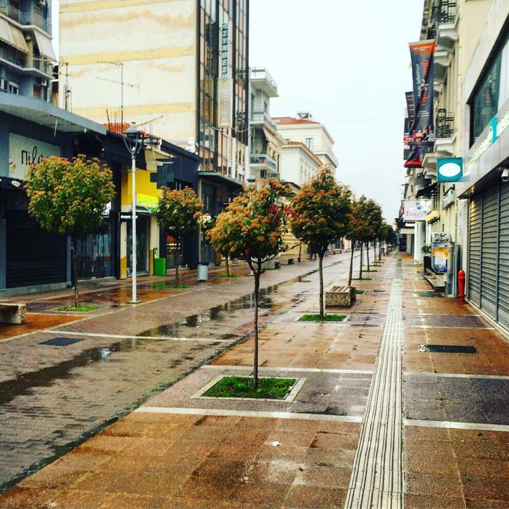 Ο καιρός στην Καλαμάτα την Τρίτη 13 Οκτωβρίου