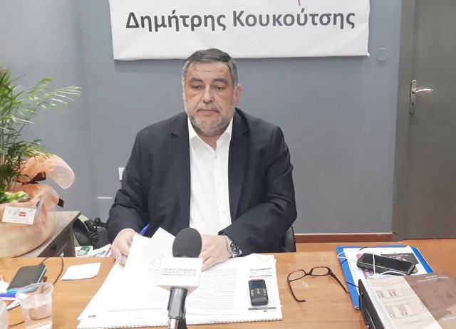 Ο Δημήτρης Κουκούτσης ανάμεσα στους καταδικασθέντες που μένουν εκτός φυλακής