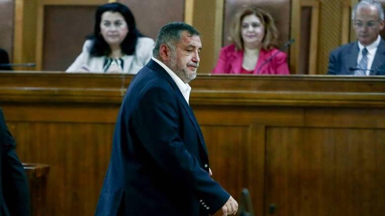 6 χρόνια κάθειρξης στον πρώην βουλευτή Δημήτρη Κουκούτση