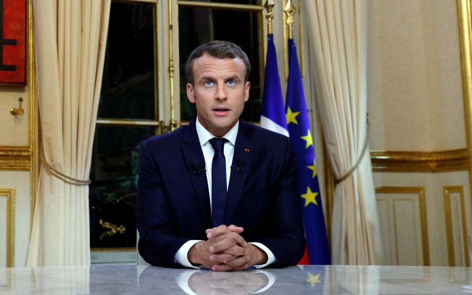 Γαλλία: Lockdown ανακοίνωσε  ο Μακρόν