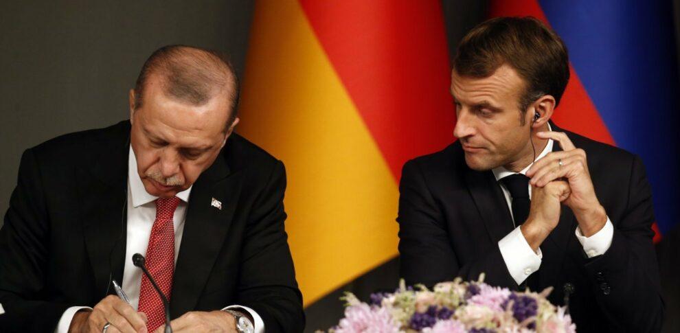 Μέτρα κατά της Τουρκίας ζητά άμεσα από την Ε.Ε. η Γαλλία