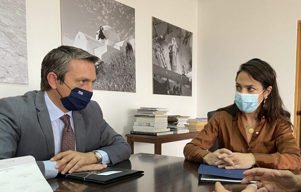Π. Μαντάς: «Αναγκαία η δημιουργία Παραρτήματος  Ρομά στη Μεσσηνία»