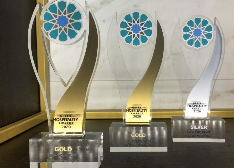 Χρυσά, αργυρά και χάλκινα βραβεία  σε Costa Navarino και Elite City Resort