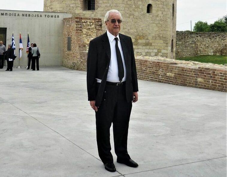 Πέθανε ο ιστορικός Νίκος Ζίας