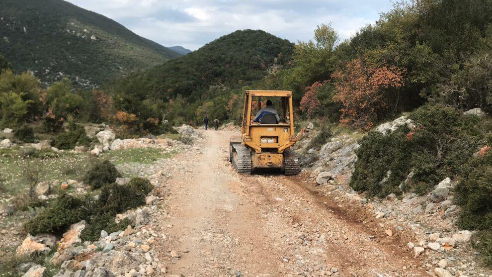 1 εκατομμύριο ευρώ για τη  βελτίωση της αγροτικής οδοποιίας στο δήμο Καλαμάτας