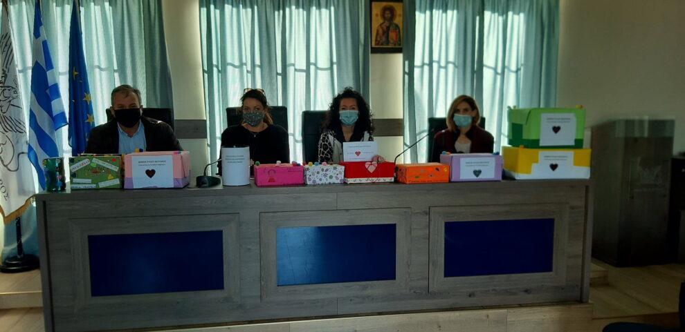 Στήριξη στη μικρή Αναστασία και τους πληγέντες της Καρδίτσας από το Δήμο Πύλου-Νέστορος