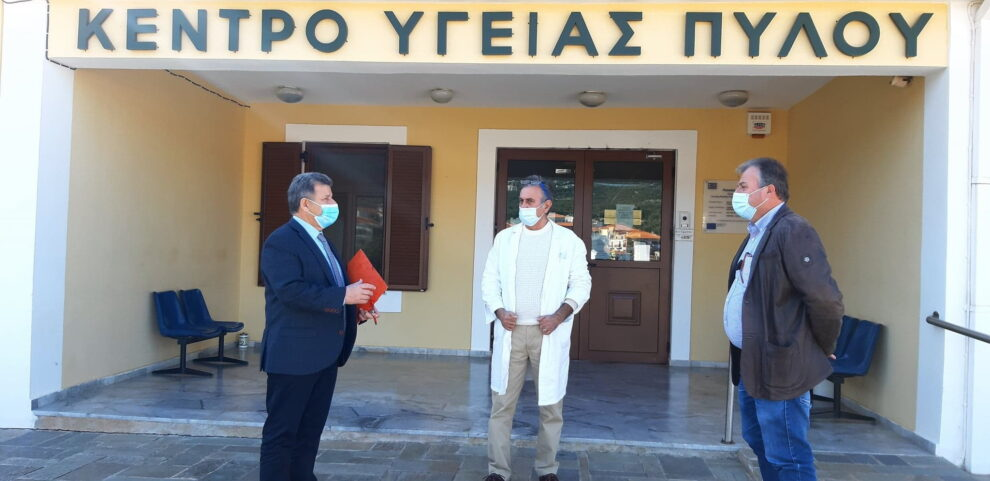 Στάθης Αναστασόπουλος: «Δόθηκαν τα rapid tests στα  Κέντρα Υγείας για τους εργάτες γης»