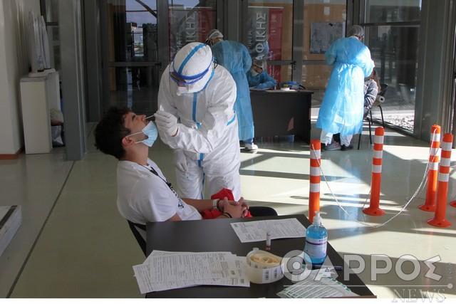 Κορωνοϊός: 59 ακόμα θάνατοι, 499 διασωληνωμένοι και 3227 νέα κρούσματα
