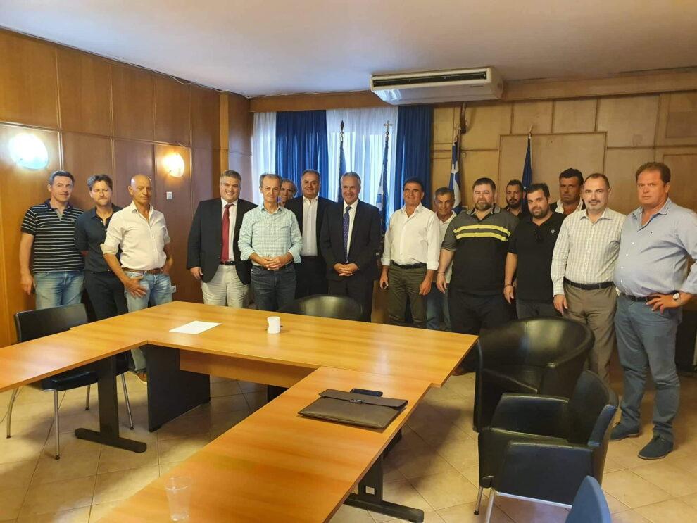 Μίλτος Χρυσομάλλης: Ξεκίνησαν οι αιτήσεις  ενίσχυσης των πατατοπαραγωγών