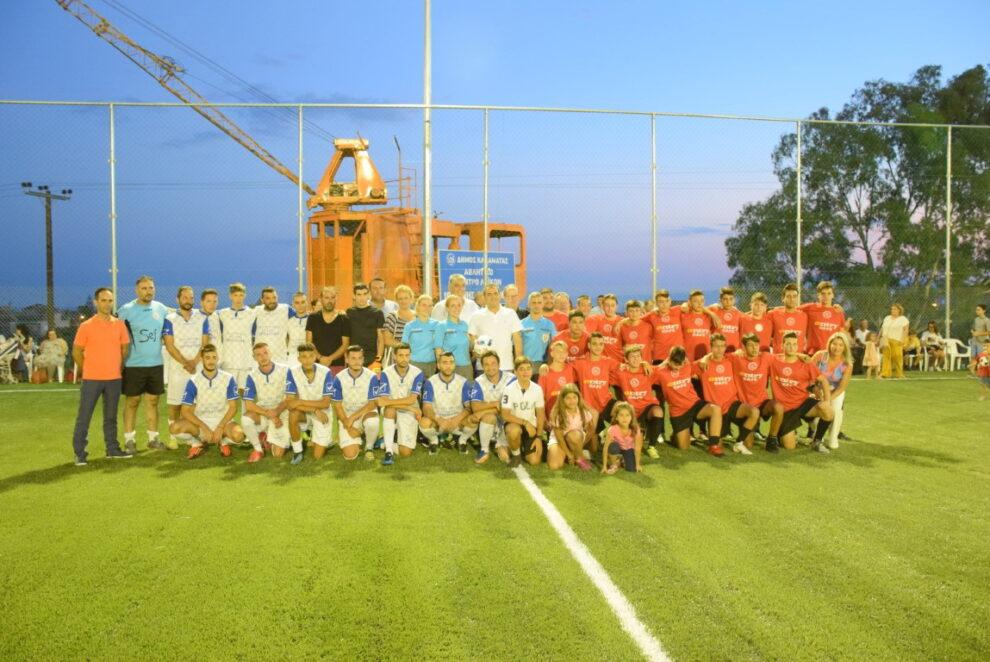 AO Λαιΐκων: Με δύναμη το γήπεδο και τις ακαδημίες της ήρθε για να μείνει και να πρωταγωνιστήσει