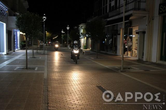 Μεσσηνία: Πρόστιμα σε 10 πολίτες  για απαγόρευση κυκλοφορίας