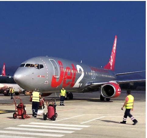 Jet2: Νέα βάση στο Μπρίστολ  με προορισμό την Καλαμάτα