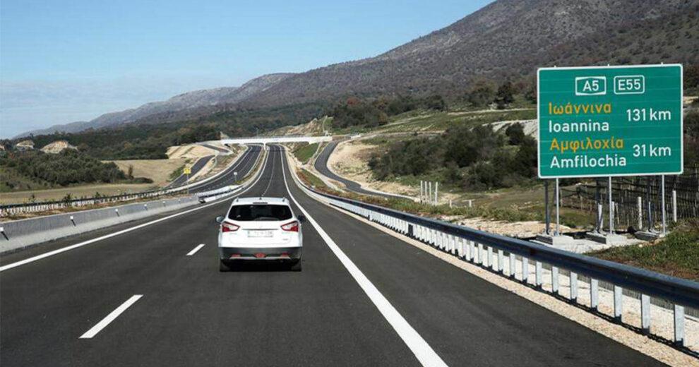 Ολοκλήρωση του οδικού άξονα  Καλαμάτα – Πάτρα – Ιωάννινα – Κακκαβιά ζητά ο Παναγιώτης Νίκας