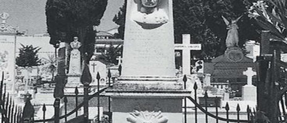 «ΘΑΡΡΟΣ» 5 Οκτωβρίου 1902: Εις το νεκροταφείον