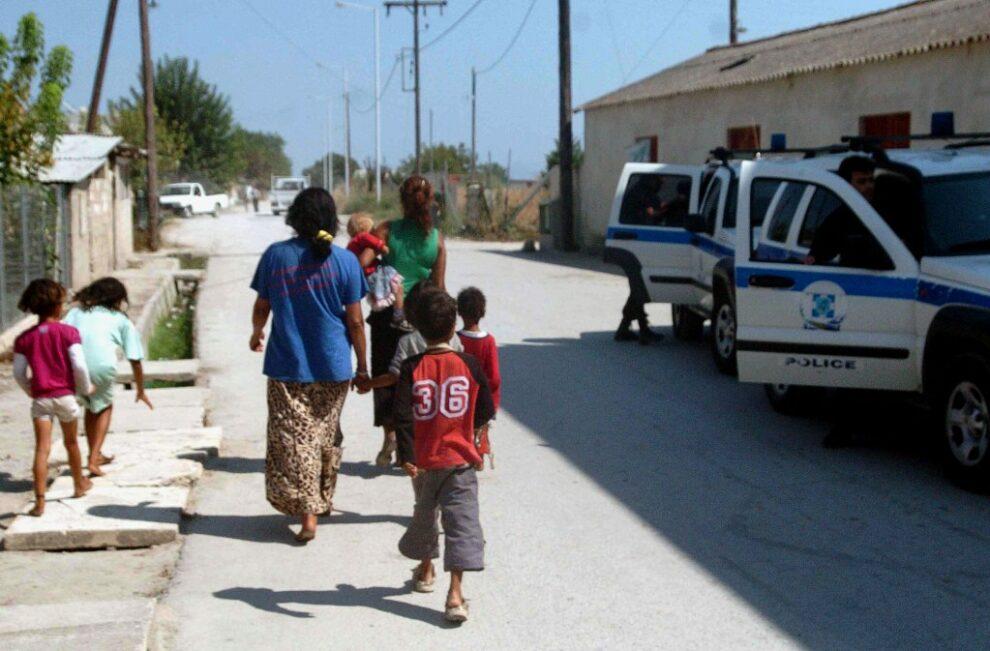 Παραβατικότητα Ρομά στο Δήμο Καλαμάτας: Καταστολή και αυστηροποίηση  ποινών δε λύνουν το πρόβλημα…