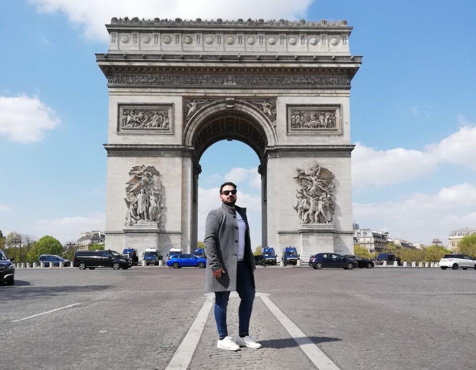 Ο Γιώργος Βιτωράτος θέλει να μας ταξιδέψει σε όλο τον κόσμο…