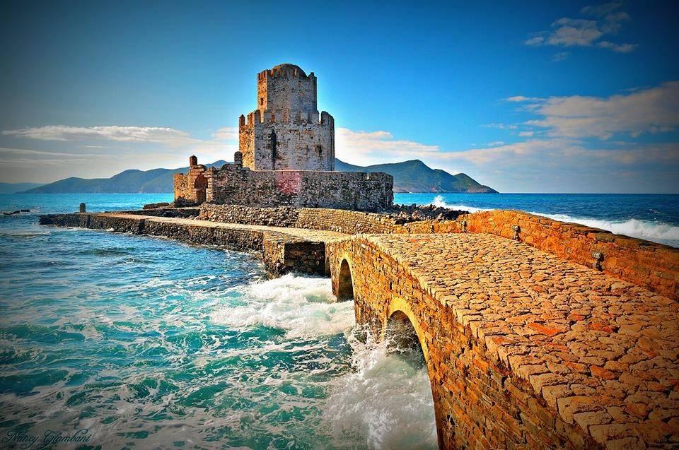 Το Κάστρο Μεθώνης υποψήφιο για παγκόσμιο μνημείο κληρονομιάς το 2022