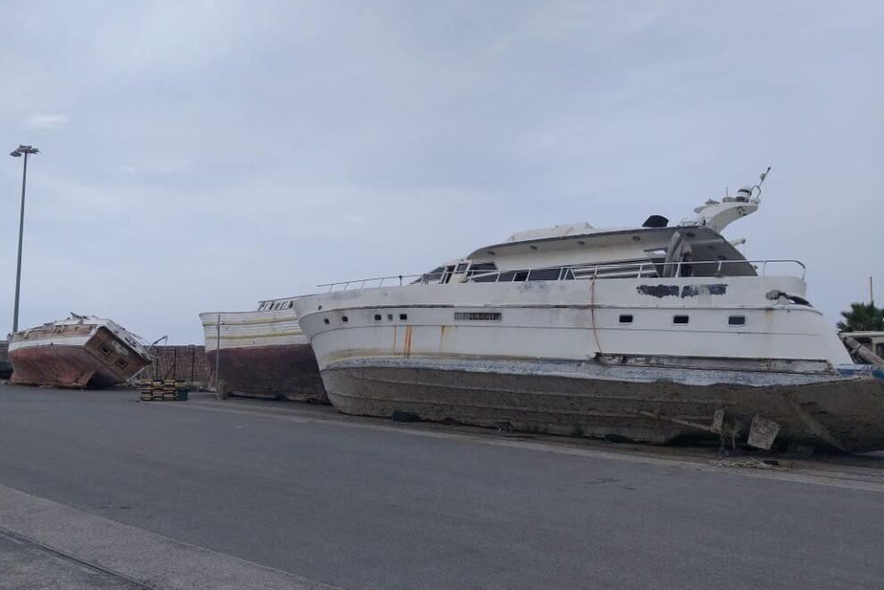 """Σαράντος Μαρινάκης: """"Δυστυχώς είχα προβλέψει ότι το λιμάνι θα γίνει νεκροταφείο πλοίων"""""""