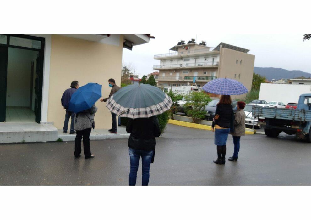 Αρνητικά όλα τα τεστ κορωνοϊού στο Δήμο Οιχαλίας