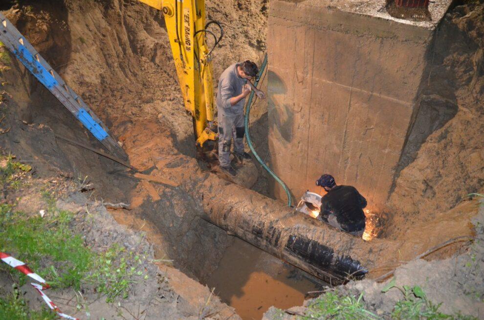 Έρχεται νέα παρέμβαση στον κεντρικό αγωγό ύδρευσης από το Πήδημα στην Καλαμάτα