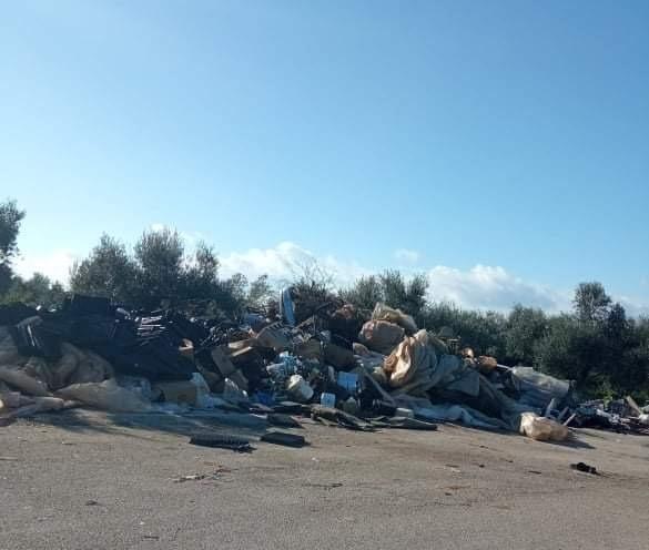 Φιλιατρά: Παράνομη εναπόθεση σκουπιδιών, περιβαλλοντικό «έγκλημα» διαρκείας