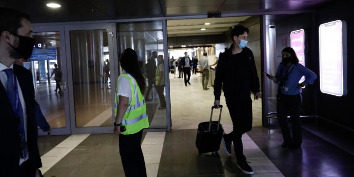 Αεροπορική οδηγία πτήσεων εσωτερικού -Συνεχίζονται οι περιορισμοί μετακινήσεων