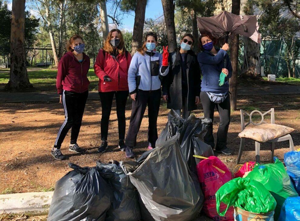 Το Save Your Hood καθάρισε την Τέντα