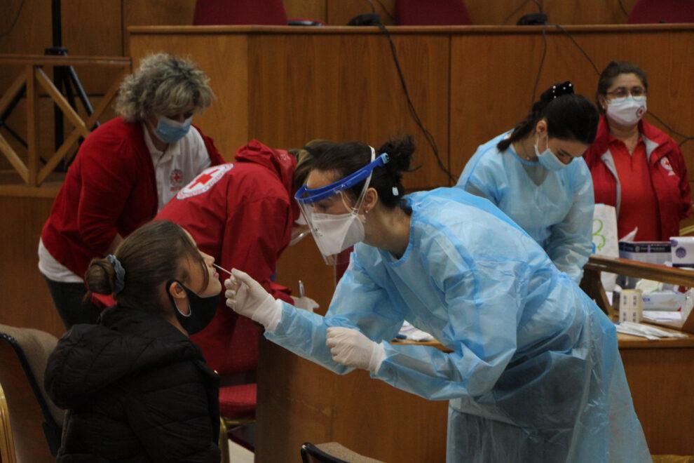"""310 εργαζόμενοι στην Α/βαθμια εκπαίδευση στη Μεσσηνία, εξετάστηκαν με """"rapid test"""" ενόψει του ανοίγματος των σχολείων"""