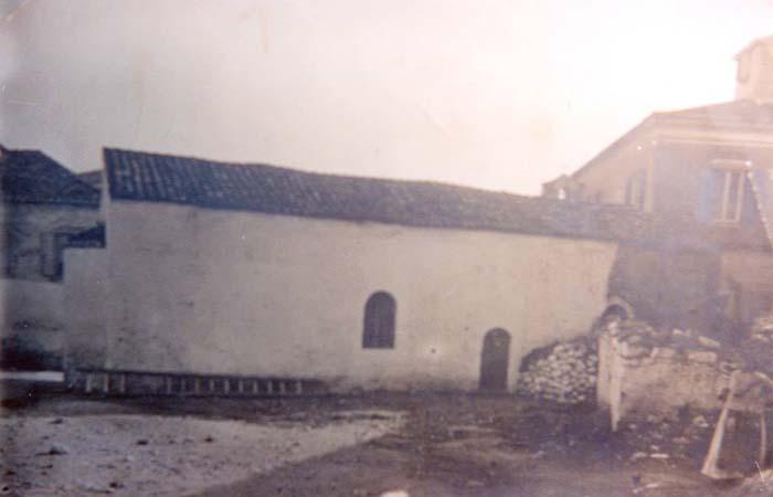 «ΘΑΡΡΟΣ» 18 Μαΐου 1908: Ο ναός του Αγίου Αθανασίου και η διάνοιξις της οδού Υπαπαντής