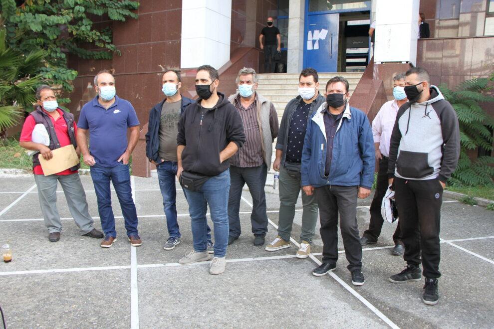 Αγροτοκτηνοτροφικός Σύλλογος Μεσσήνης: Όλοι στις 25 Γενάρη στα δικαστήρια Καλαμάτας