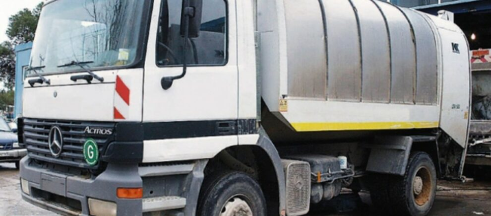 Τραγικός θάνατος 52χρονου εργαζόμενου καθαριότητας του Δήμου Τριφυλίας