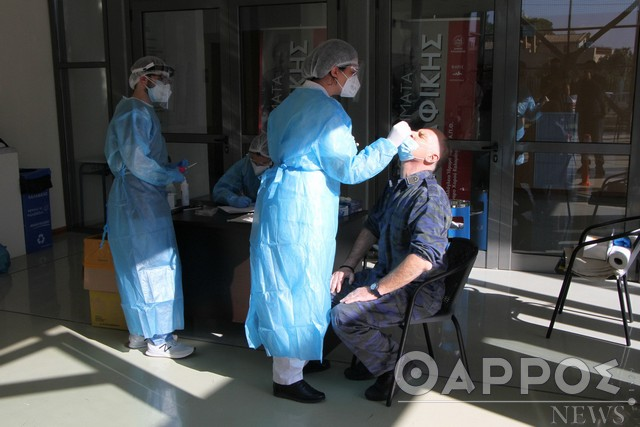 «Καμπανάκι» η έξαρση κρουσμάτων κορωνοϊού  στη Μεσσηνία τις τελευταίες ημέρες