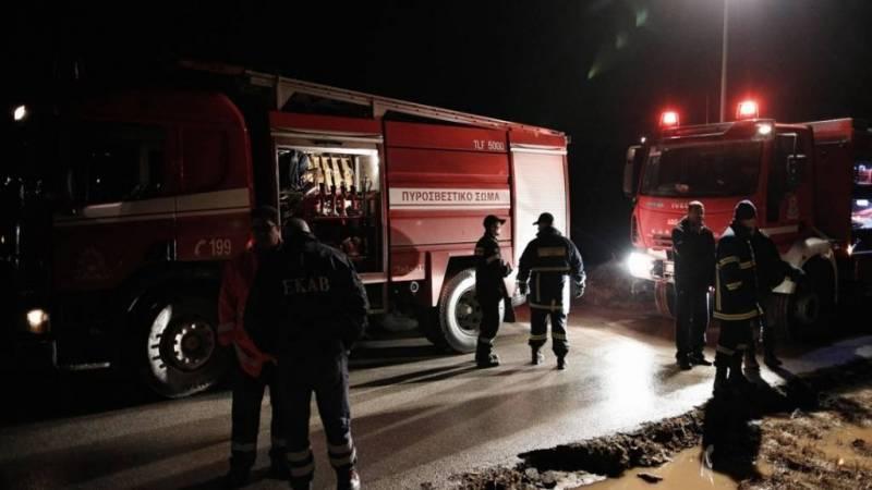 Άνδρας έχασε τη ζωή του σε τροχαίο στο δρόμο Μικρομάνης -Άριος