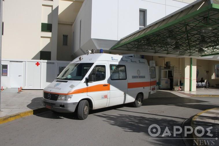 Κατέληξε 50χρονη από τη Σπάρτη στην κλινική «Covid19» του Νοσοκομείου Καλαμάτας – 7 κρούσματα στη Μεσσηνία