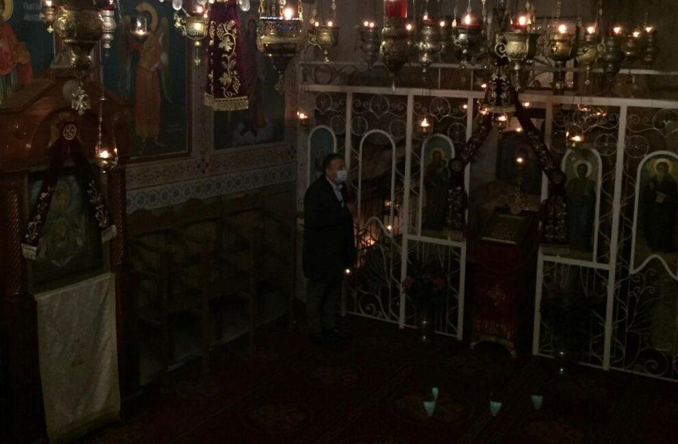 Η Κορώνη εόρτασε την εύρεση της Παναγίας Ελεήστριας