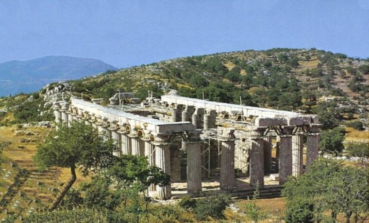 Έντονες διαμαρτυρίες για ανεμογεννήτριες 700 μέτρα από το ναό του Επικούριου Απόλλωνα