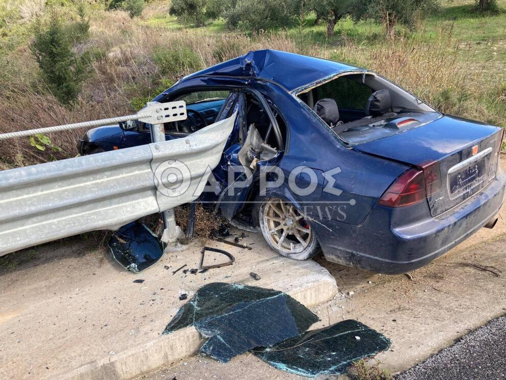 Γ. Μπούρας: «Οι δρόμοι της Μεσσηνίας αποτελούν και συντελούν στην πρόκληση ατυχημάτων»