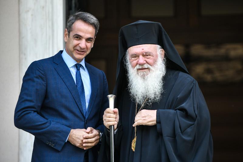 """Κυβέρνηση σε Εκκλησία: """"Ο νόμος δεν μπορεί να εφαρμόζεται κατά το δοκούν"""""""