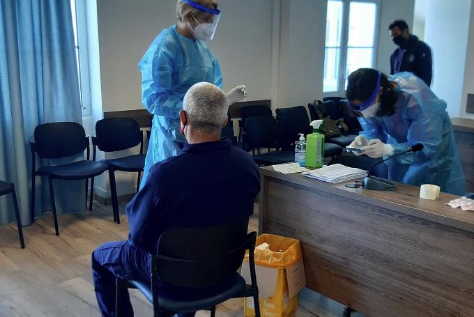 "150 ""rapid test""  στο Δήμο Πύλο – Νέστορος"