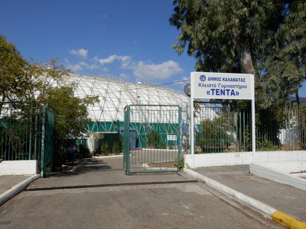Προτείνεται η Τέντα  για εμβολιαστικό κέντρο σύμφωνα με το Δήμαρχο Θανάση Βασιλόπουλο