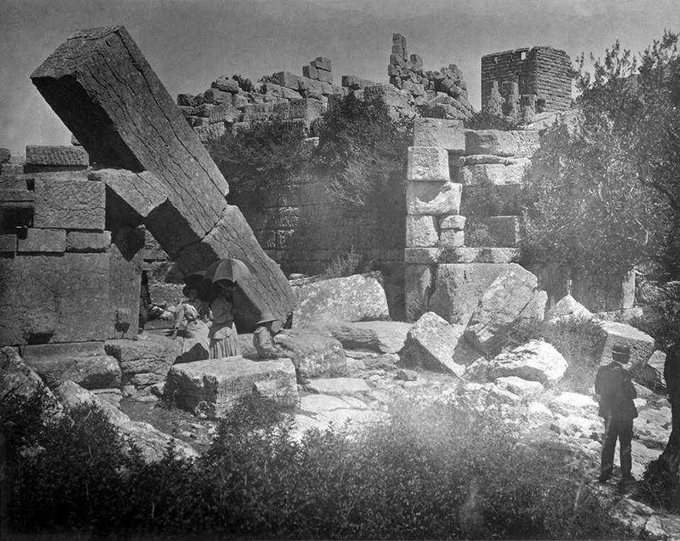 «ΘΑΡΡΟΣ» 21 Αυγούστου 1909: Εκδρομαί και επισκέψεις εις την Ιθώμην, το Βουλκάνον, τη Μονή