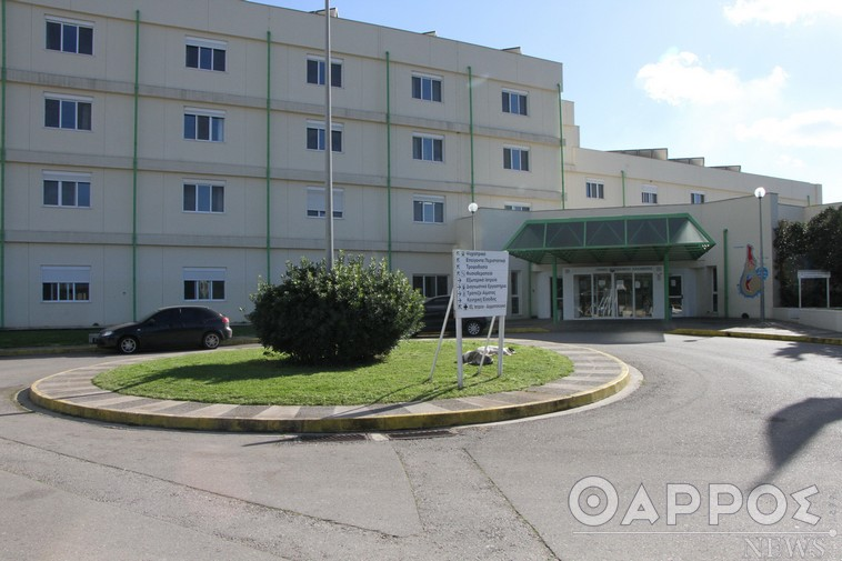 Κατέληξε 86χρονος στη ΜΕΘ «Covid»  του Νοσοκομείου Καλαμάτας – Δύο νέα κρούσματα στην Μεσσηνία
