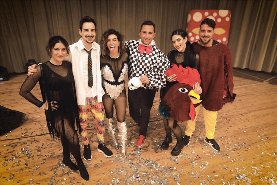 Ξεκίνησε διαδικτυακά το 9ο Καλαματιανό Καρναβάλι – Βίντεο με όλη την εκδήλωση