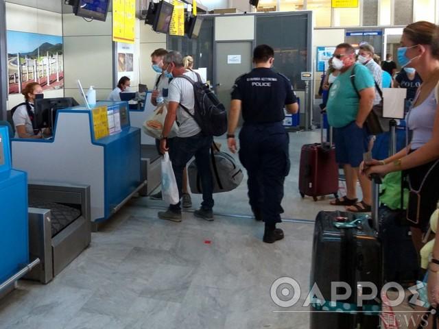 Νέα παράταση αεροπορικής οδηγίας πτήσεων εσωτερικού λόγω πανδημίας