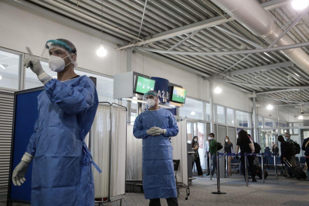 Υποχρεωτικό rapid test άφιξης για όλους τους επιβάτες από Η.Α.Ε και Ην. Βασίλειο