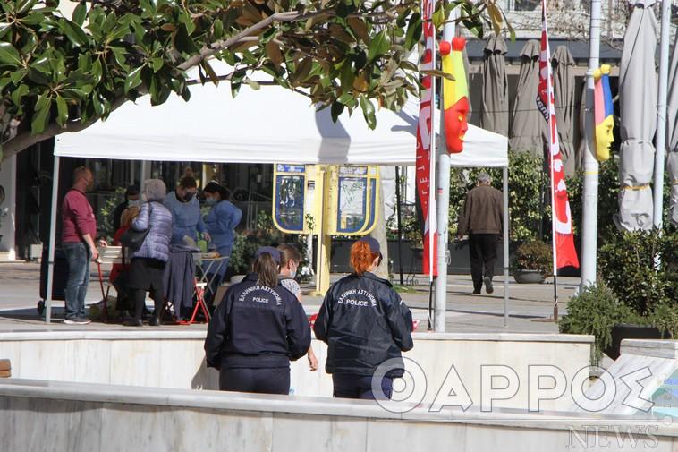 Συνεχίζονται οι έλεγχοι της Αστυνομίας και η βεβαίωση παραβάσεων