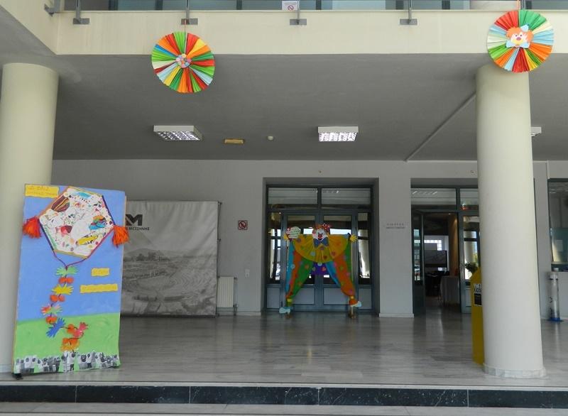 Μεσσήνη: Αποκριάτικες κατασκευές από παιδιά Παιδικών Σταθμών και Βρεφονηπιακού Σταθμού