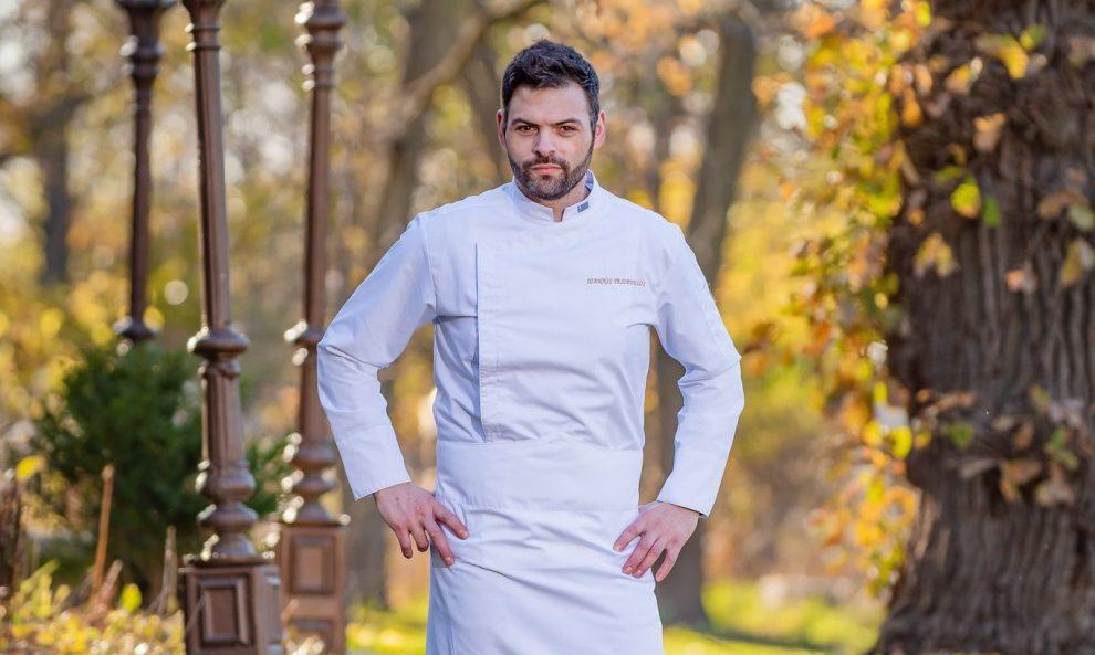 Γιάννης Τασόπουλος: Πρεσβευτής της Ελληνικής Γαστρονομίας και για το 2021 ο Φιλιατρινός pastry chef στο Σικάγο