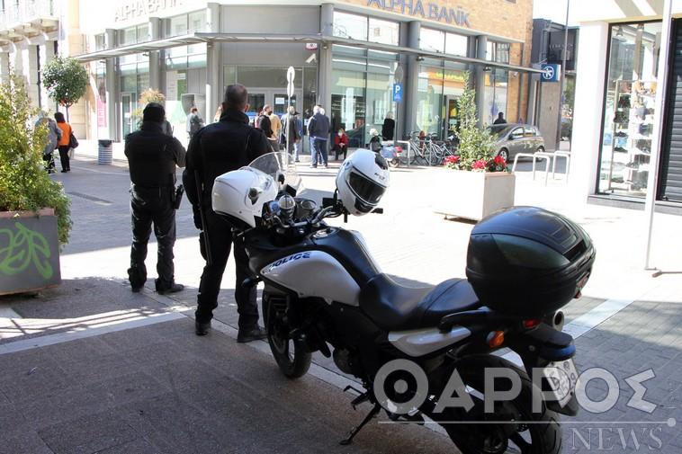 Τριπλάσιοι έλεγχοι  το Σαββατοκύριακο στη Μεσσηνία – Επιβλήθηκαν 60 πρόστιμα των 300 ευρώ!